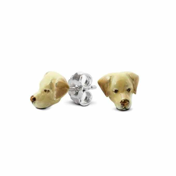 Labrador Earrings