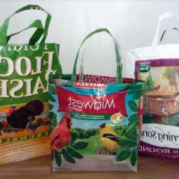 are dog food bags recyclable