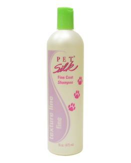 Petsilk- Fine Coat Shampoo
