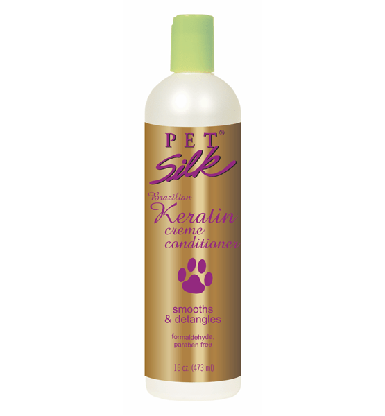 Petsilk-Keratin Creme Conditioner