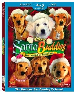 Puppy Paws Movie : puppy, movie, Movie, Review:, Santa, Buddies:, Legend