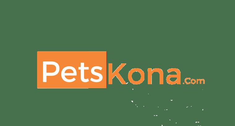 Welcome on PetsKona!!