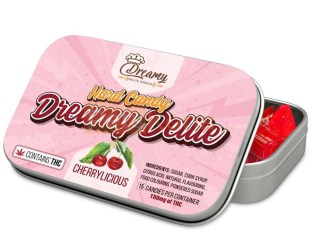 CHERRYLICIOUS HARD CANDY BY DREAMY DELITE