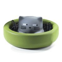 Magnetic Cat Paper Clip Holder Is a Whimsical Gift ...