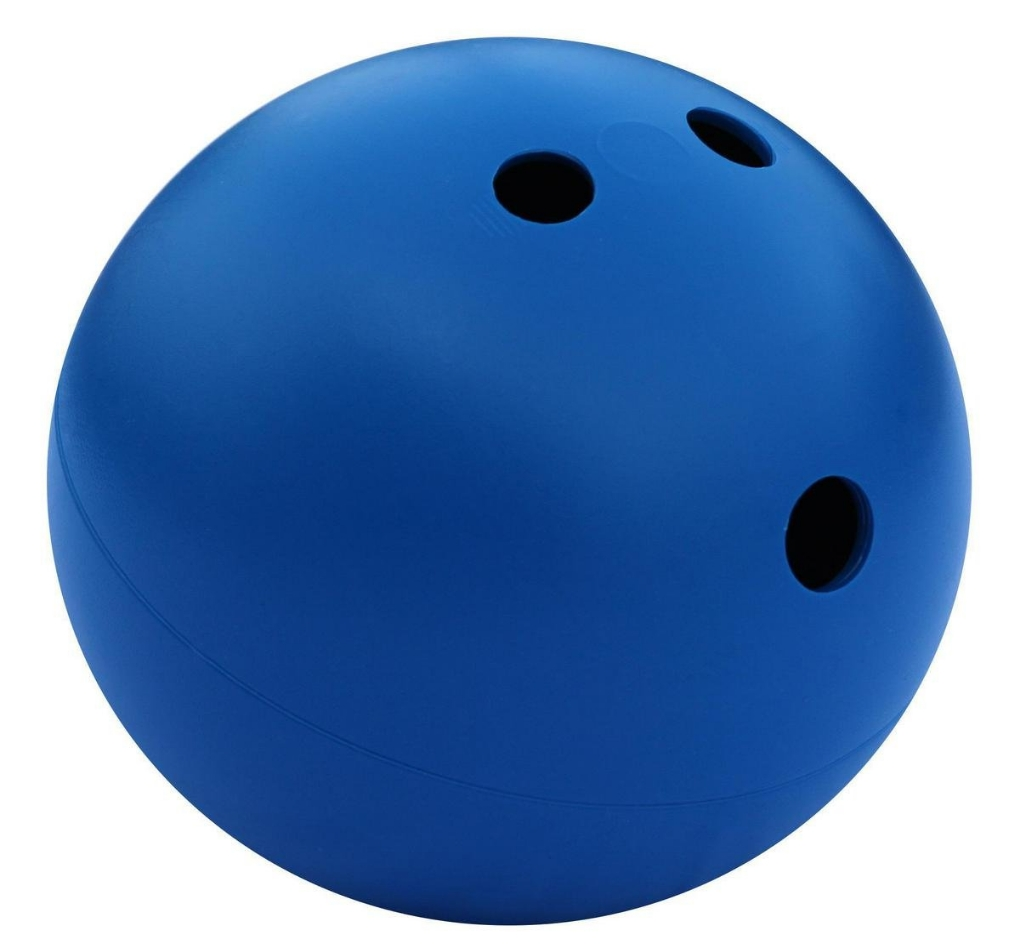 Indestructible Bowling Ball for Dogs by Dogifly