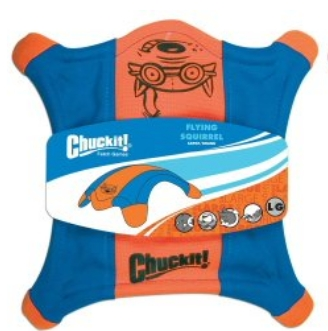 Chuckit! Flying Squirrel Toss Toy