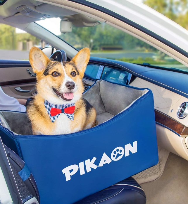 PIKAON Lookout Booster Car Seat