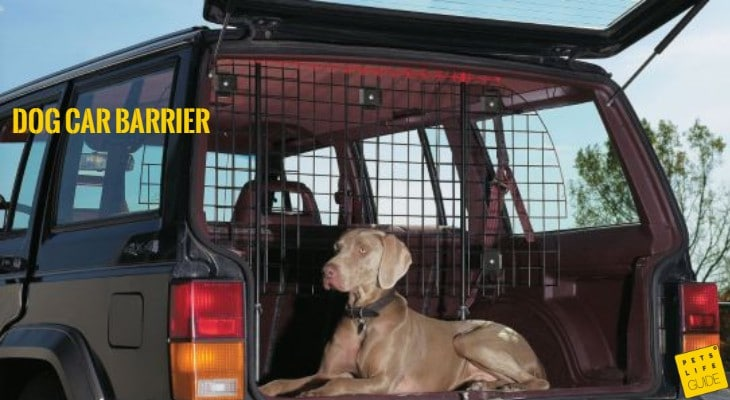 Dog Car Barrier