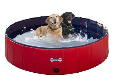 V-Hanver Foldable Dog Pool