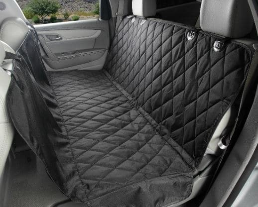 4Knines Dog Seat Cover with Hammock for Cars review