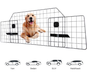 Adakiit Dog Barrier for SUV Car & Vehicles