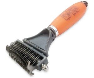 GoPets Dematting Comb with 2 Sided Professional Grooming Rake review