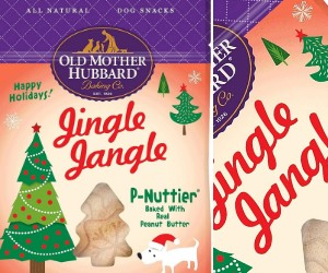 Old Mother Hubbard Jingle Jangle P-Nuttier Dog Treats review