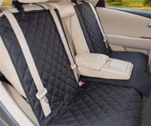 YESYEES Bench Dog Car Seat Cover review