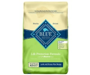 Blue Buffalo Small Breeds Life Protection Formula for Adult Dogs review