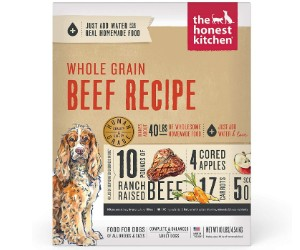 The Honest Kitchen Dehydrated Organic Dog Food review