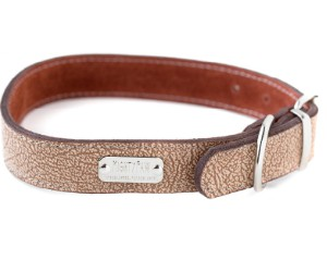 Mighty Paw Leather Dog Collar review