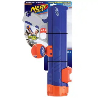 nerf tennis ball launcher