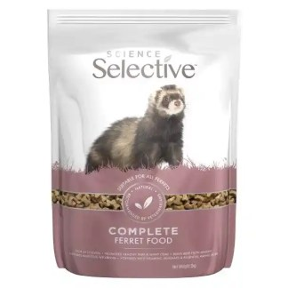 selective ferret food