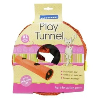 play tunnel for cats