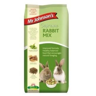 supreme rabbit food