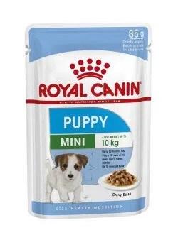 mini puppy wet dog food