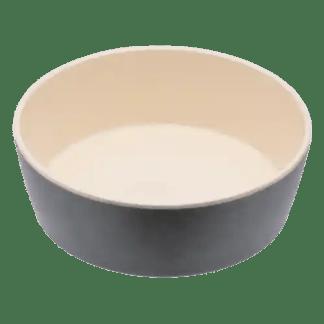 bamboo pet bowl