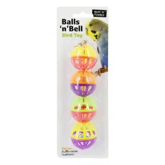 bird toy bell