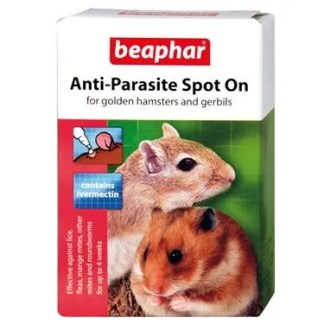 spot on for hamsters