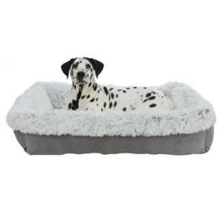 FLUFFY DOG BED
