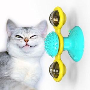 jouet tournant pour chat