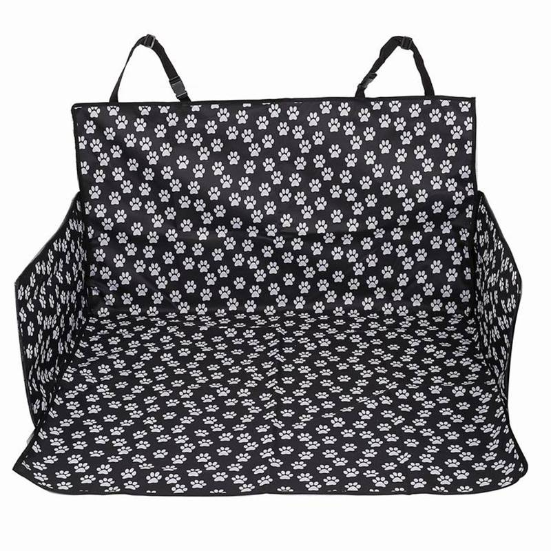 Dog's Paw Print Car Seat Cover