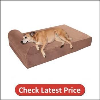"Big Barker 7"" Pillow Top Orthopedic Dog"
