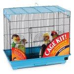 Prevue-Pet-Products-91340-Flight-Bird-Cage-Kit-0
