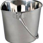 Advance-Pet-Products-Heavy-Stainless-Steel-Flat-Side-Bucket-0