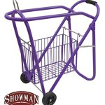 Western-Or-English-Purple-Saddle-Rack-And-Tack-Basket-0