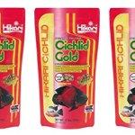 3-Pack-Hikari-Cichlid-Gold-Floating-Pellets-Large-88-Ounce-0