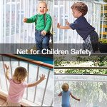 4UHeart-Child-Safety-Net-10ft-x25ft-Rail-Balcony-Banister-Stair-Net-Safety-for-Kids-Toys-Pets-Safe-for-Indoor-Outdoor-Patios-or-Balcony-Use-0-1