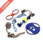 ANICOR-Dog-Rope-Toys-for-Small-and-Medium-Dogs-Set-of-6-Dog-Toys-Puppy-Teething-Chew-Pet-Rope-Toy-0