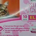 Alfapet-Kitty-Cat-Premium-Cat-Pan-Liners-10-Ct-Extra-Giant-Size-0