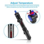 BKTC-100W-Aquarium-Heater-Fish-Tank-Heater-100-Watt-Submersible-Adjustable-for-10-to-25-Gallon-Tank-with-Thermometer-0-1