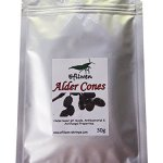 Efilwen-Alder-Cones-30g-Decorative-Shrimps-Invertebrates-Betta-Fish-Aquarium-Antibacterial-Antifungal-Properties-0-0