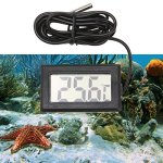 Fevas-Waterproof-Electronic-Digital-LCD-Thermometer-Pet-Aquarium-Thermometer-with-Probe-Freezer-Temperature-Control-50110-Degree-0-0