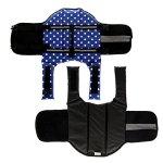 HAOCOO-Dog-Life-Jacket-Vest-Saver-Safety-Swimsuit-Preserver-with-Reflective-StripesAdjustable-Belt-for-Dog-0-1