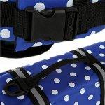 HAOCOO-Dog-Life-Jacket-Vest-Saver-Safety-Swimsuit-Preserver-with-Reflective-StripesAdjustable-Belt-for-Dog-0-2
