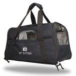Jet-Sitter-Super-Fly-Airline-Approved-Soft-Sided-Pet-Carrier-Bag-for-Small-Dogs-or-Cats-Top-Loading-TSA-Travel-0