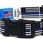 PatriaPet-Thin-Blue-Line-Dog-Collar-Benefits-Police-Unity-Tour-0