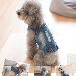 SILD-Pet-Clothes-Dog-Jeans-Jacket-Cool-Blue-Denim-Coat-Small-Medium-Dogs-Lapel-Vests-Classic-Hoodies-Puppy-Blue-Vintage-Washed-Clothes-0-0