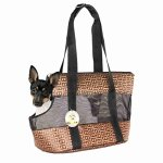 Travel-Pet-Carrier-Purse-By-ANGEL-DOGGY-Small-Dog-Cat-Polyester-Travel-Tote-Comfortable-Soft-Sided-Airline-Approved-Shoulder-Handbag-For-Puppy-Kitten-Go-Shopping-Hiking-Walking-With-Doggy-0