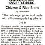 30-LB-Bag-Wholesome-Balance-Chicken-Brown-Rice-Blend-Sugar-Glider-Food-0-0